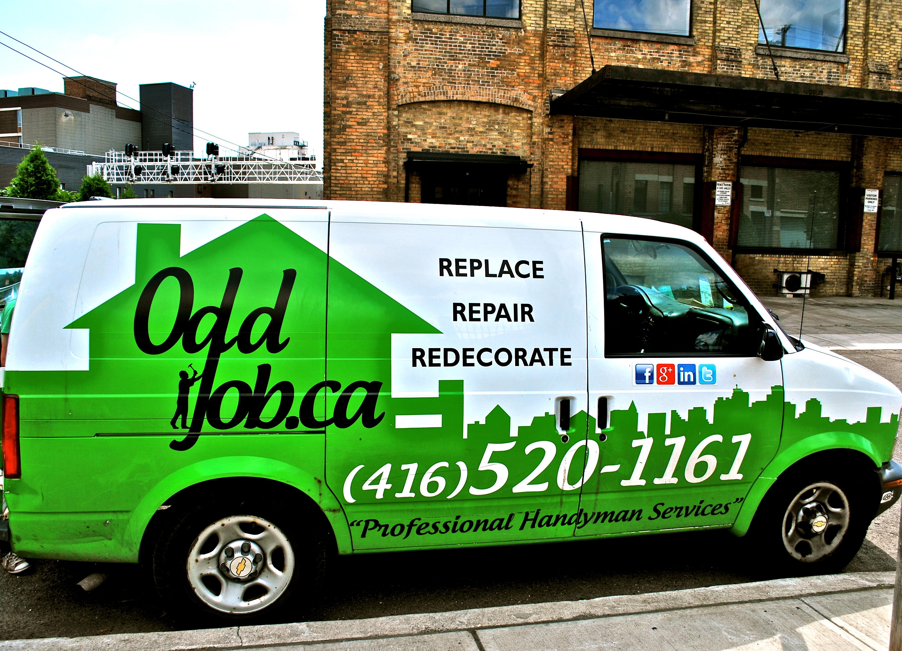 Odd Job Van