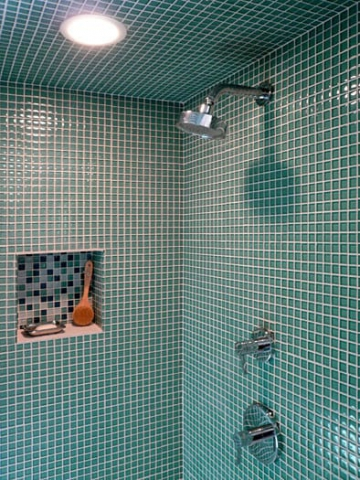 Glass-Tiling