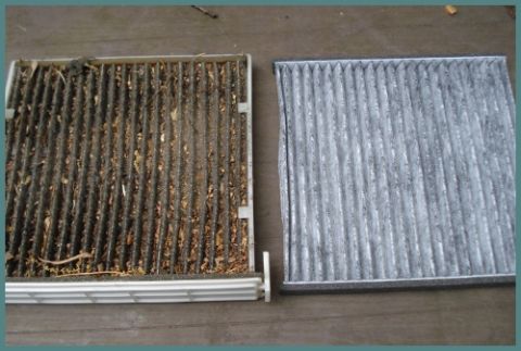 Airconditioning filters
